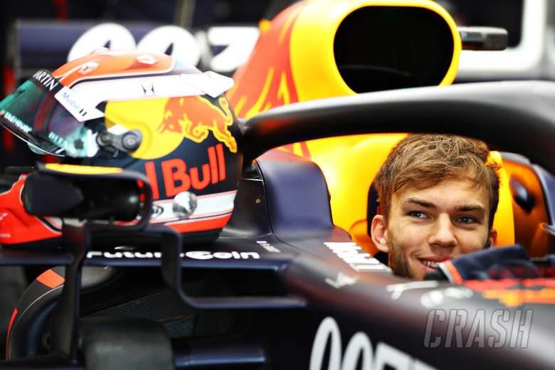 """""""Massive step"""" key to best weekend of 2019 so far - Gasly"""