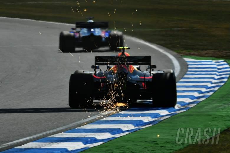 F1 German Grand Prix - FP1 Results
