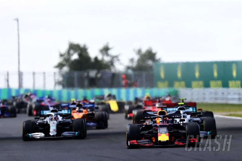 Horner: Mercedes needs 'gargantuan f*** up' to lose F1 title