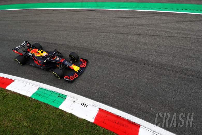 F1 Italian Grand Prix - FP2 Results
