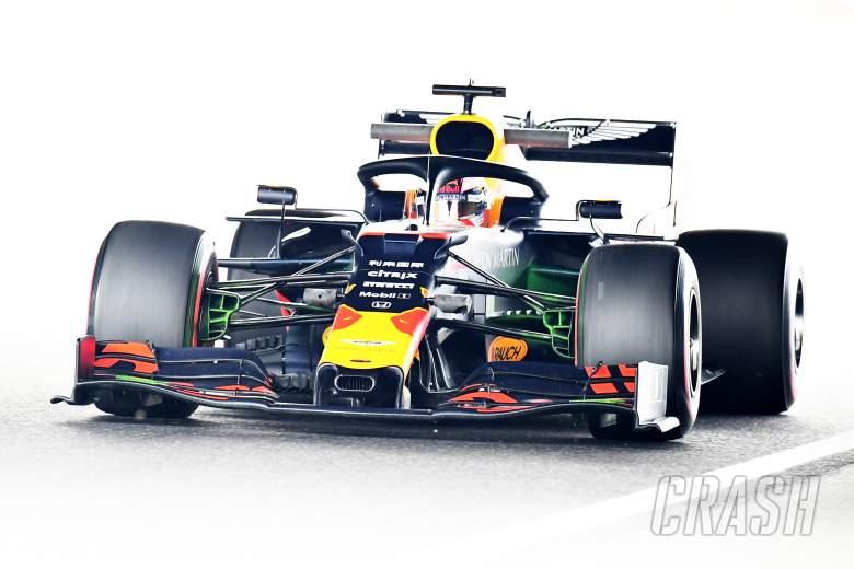 F1 Japanese Grand Prix - FP1 Results