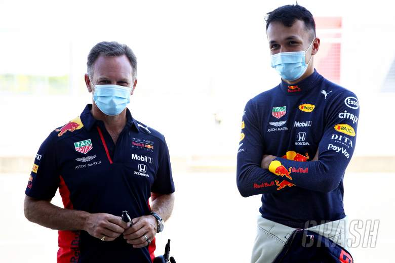 """Practicing F1's 'foreign' protocols """"vitally important"""" - Horner"""