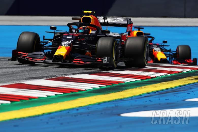 Albon 'not panicking' about gap to Red Bull F1 teammate Verstappen