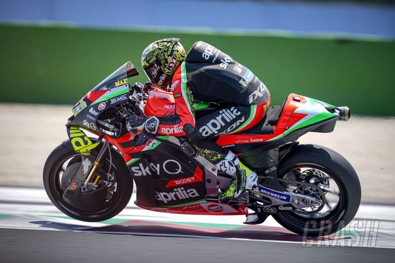 Aleix 'can't wait for Jerez', Aprilia decisions taken