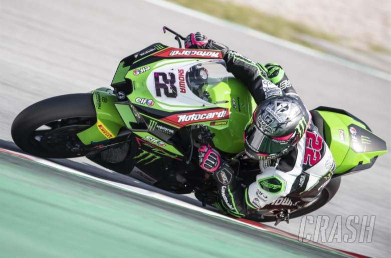 Alex Lowes: Best I've felt since first ride on the Ninja ZX-10RR