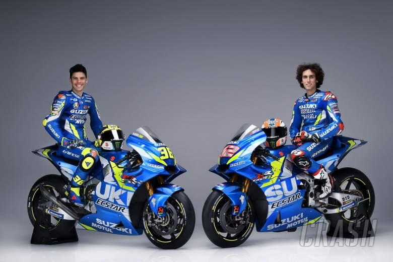 Pratinjau Musim MotoGP - Suzuki