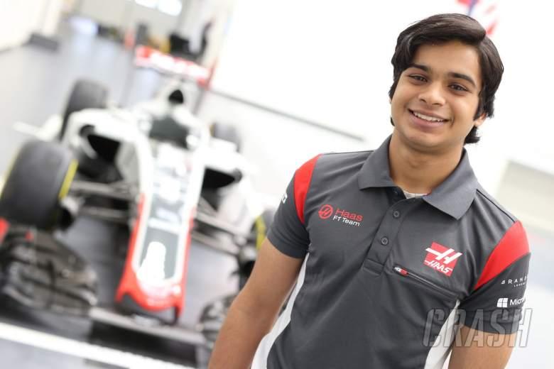 Haas retains Maini as second F1 development driver