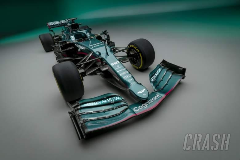 How Aston Martin utilised a free Mercedes upgrade on 2021 F1 car