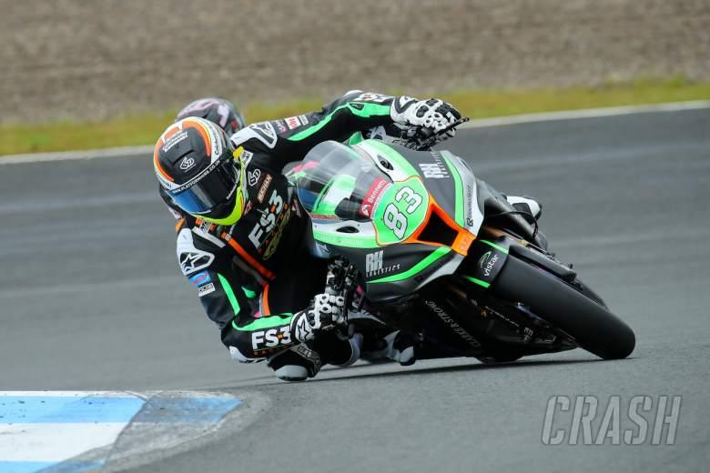 Danny Buchan - FS-3 Kawasaki