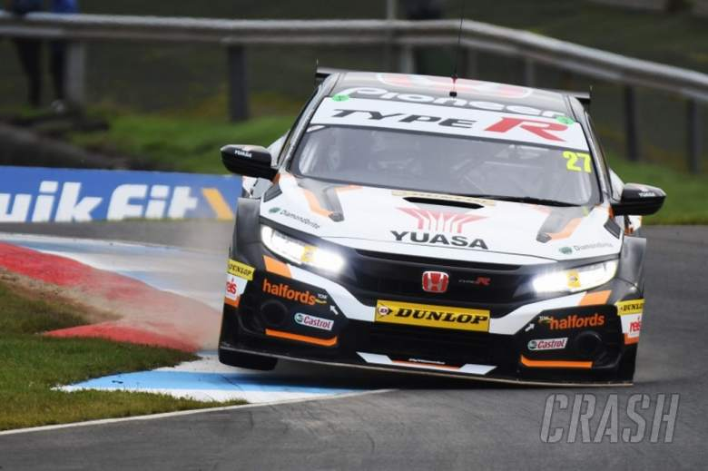 Cammish 'really pleased' with front-row result