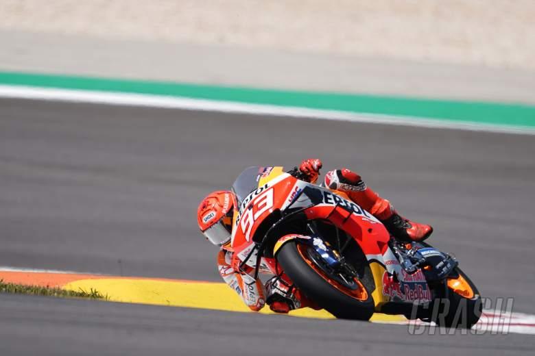 Marc Marquez: Kami kembali ke ritme balapan, kondisinya membaik