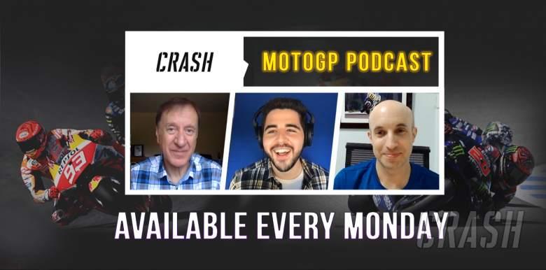 Podcast MotoGP Crash.net EP20: Kemenangan Debut Bagnaia