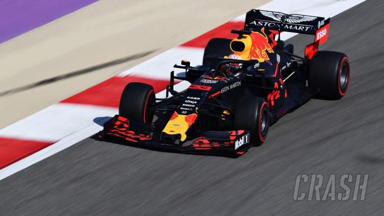 F1 Bahrain Grand Prix - Free Practice 1 Results