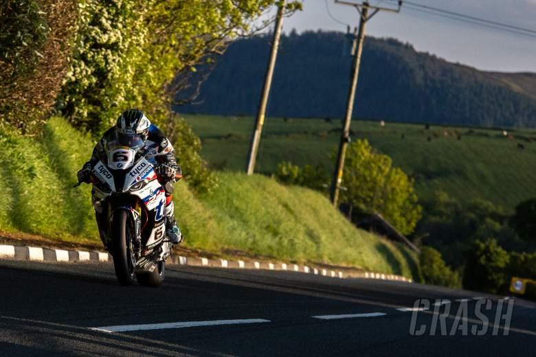Michael Dunlop, Tyco BMW, Isle of Man TT,
