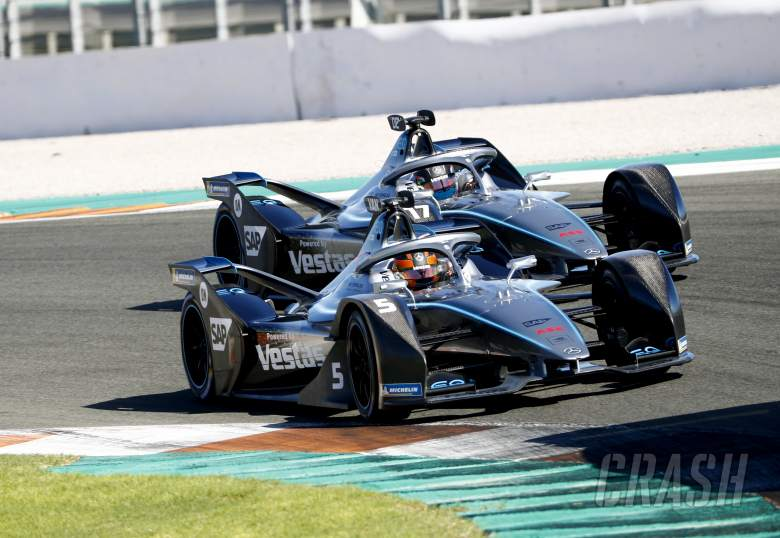 """Mercedes braced for """"steep learning curve"""" in FE"""
