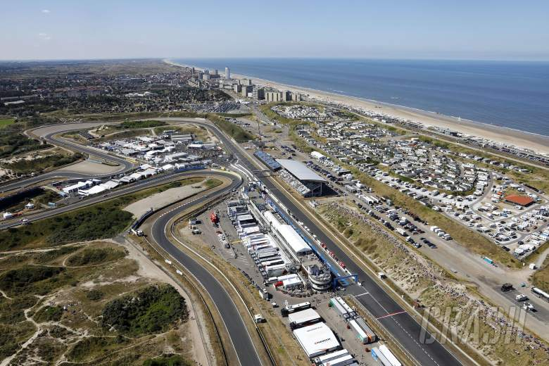 Zandvoort only option for F1 Dutch GP return