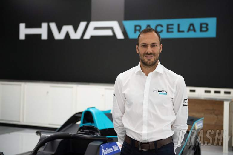HWA announces Paffett as first Formula E driver for 2018/19