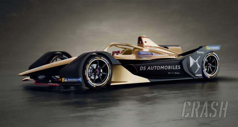 Techeetah reveals season five Formula E challenger