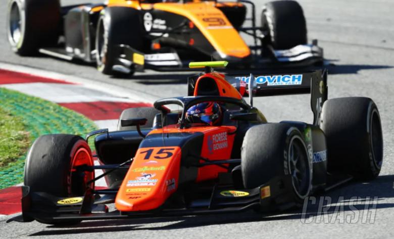 Drugovich in control for dominant sprint race win in Austria