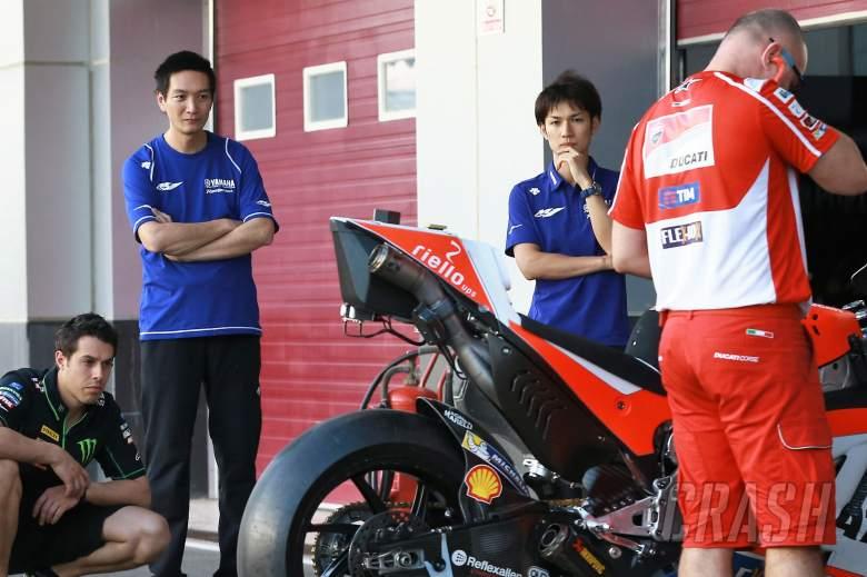 MotoGP: Mass dampers, gyroscopes, MegaRide…