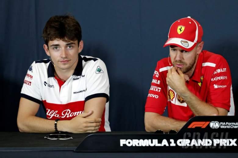 Button: Leclerc can force Vettel into tough F1 decision