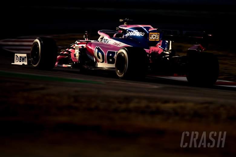 Barcelona F1 Test 1 Times - Tuesday FINAL