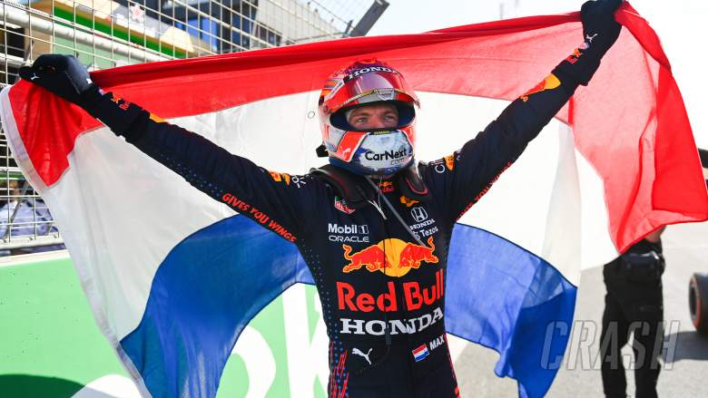 Verstappen takes F1 title lead with home win at Dutch GP