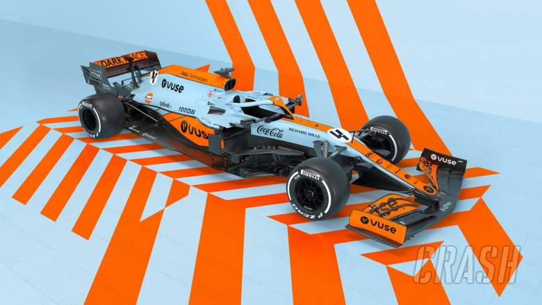 McLaren F1 to race one-off Gulf livery at Monaco GP