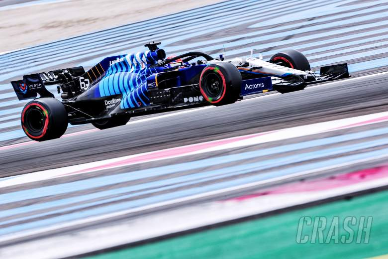 Williams becoming 'the F1 team drivers want to go to' - Capito