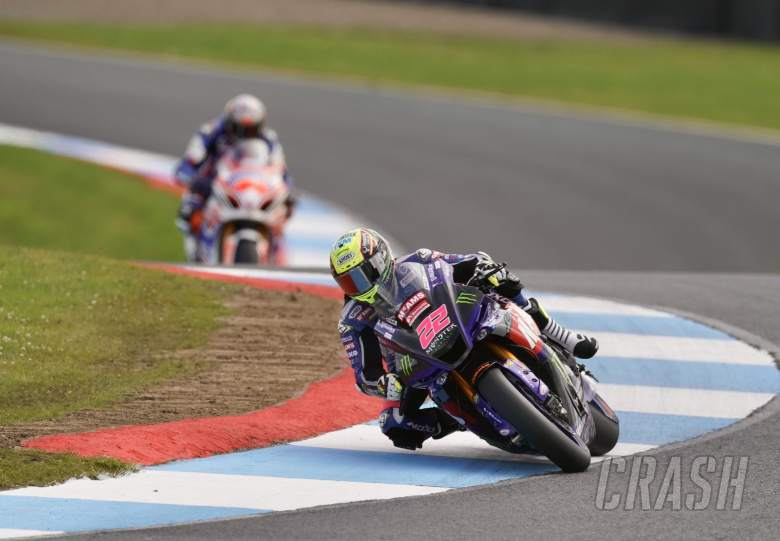 2021 British Superbike, Knockhill - Qualifying Results