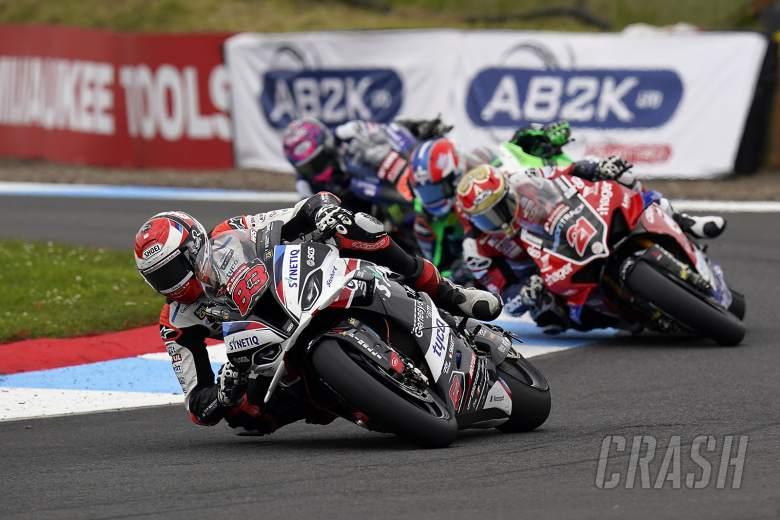 BSB Knockhill: Hasil Race 3 Putaran 2 British Superbike 2021