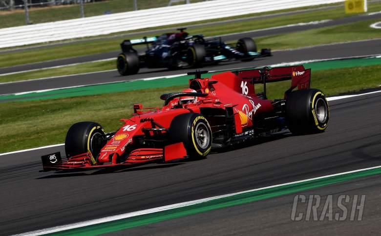 Leclerc: Ferrari still seeking 'complete answer' for F1 tyre woes despite P2