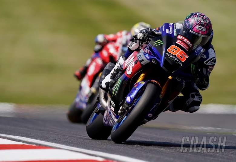 2021 British Superbike, Brands Hatch - Race Results 1 ...
