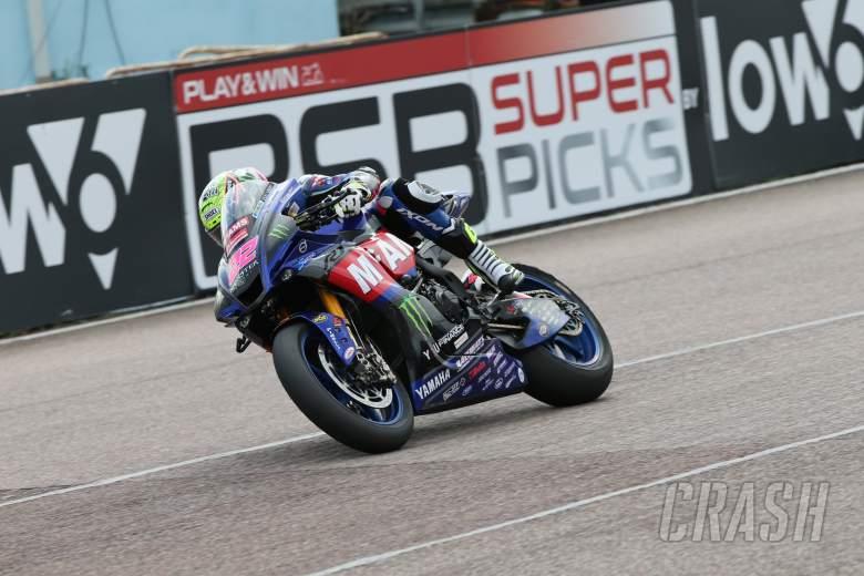 2021 British Superbike, Thruxton - Superpicks Qualifying Results