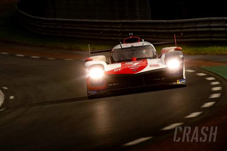 #7 Toyota Gazoo Racing GR010 Hybrid - Kamui Kobayashi, Jose Maria Lopez, Mike Conway