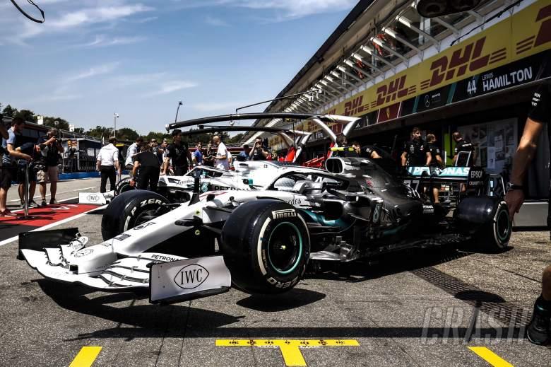 Mercedes brings new aero package to German GP