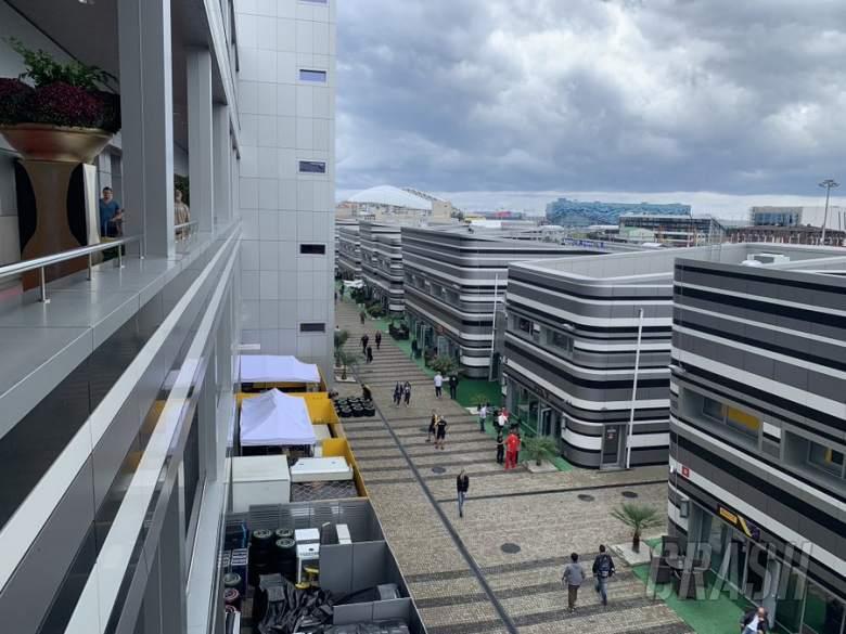 F1 Paddock Notebook – Russian GP Thursday