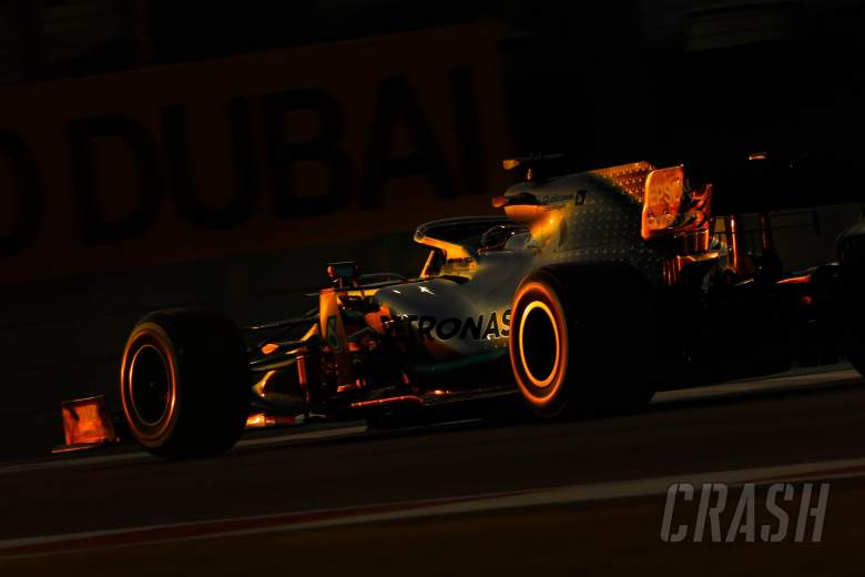 Formula 1 Abu Dhabi Grand Prix - Free Practice 2 Results