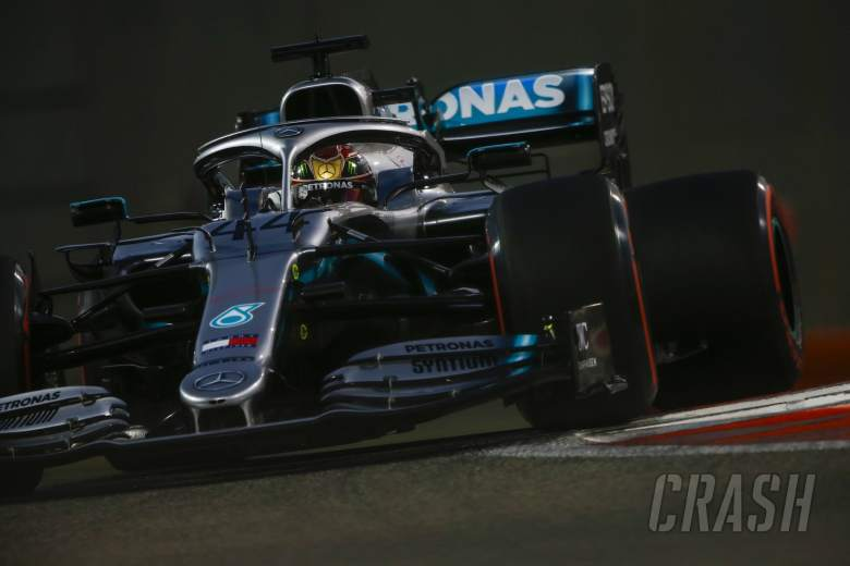 Hamilton ends pole drought in Abu Dhabi qualifying finale