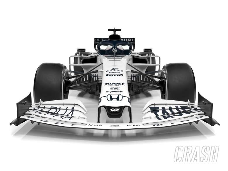 AlphaTauri 'harus berada di lima besar' di F1 2020 - Tost