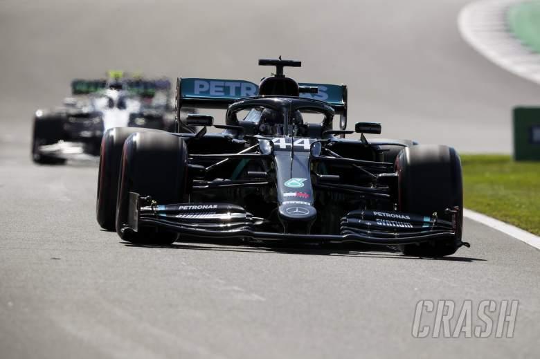 Hamilton takes upgraded MGU-K after F1 engine concerns