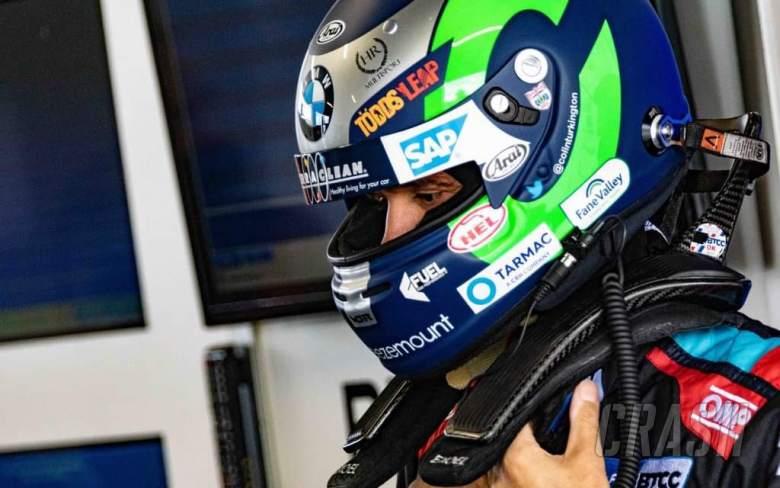 Turkington leads Team BMW 1-2 in second practice