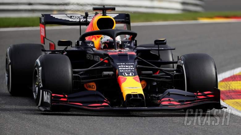 Verstappen leads Ricciardo in F1 Belgian GP second practice