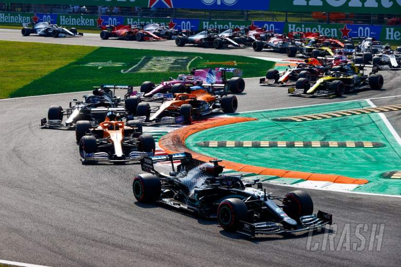 F1 2020 Italian GP: As it happened