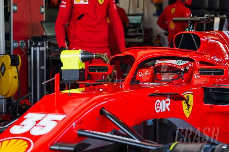 Shwartzman mendapatkan balapan F1 pertama sebagai persiapan junior Ferrari untuk tes debut