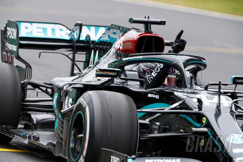 Lewis Hamilton claims record-breaking F1 win with Portuguese GP triumph