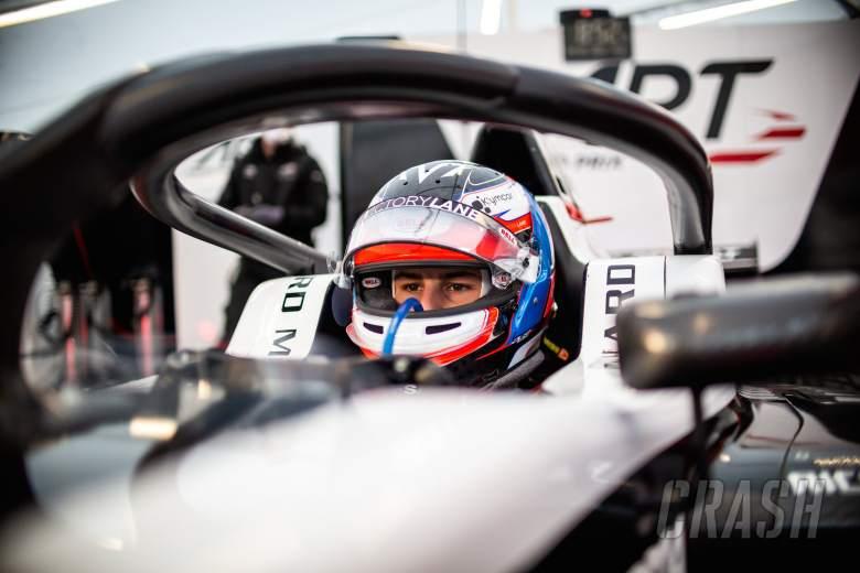 Alpine F1 team reveals Academy line-up for 2021 season