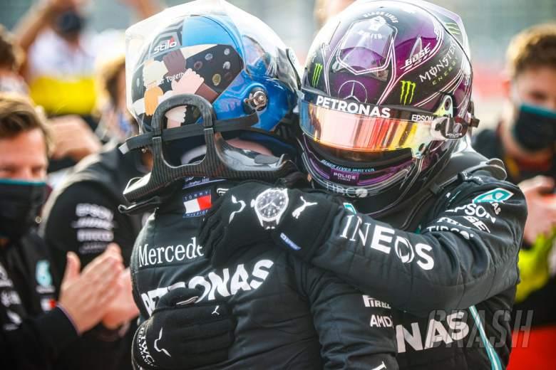 Klasemen poin Kejuaraan Dunia F1 setelah GP Emilia Romagna