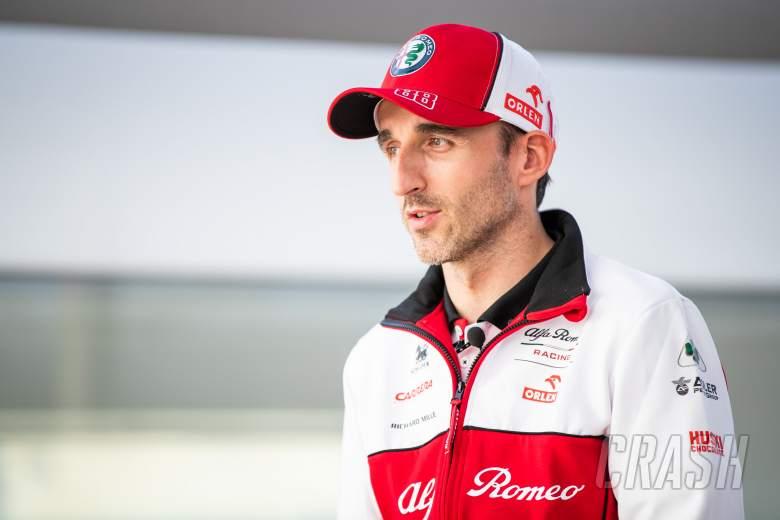 Kubica returns to F1 practice duties for Alfa Romeo at Bahrain GP