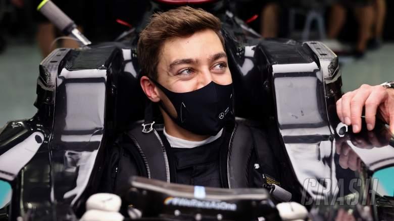 """Leclerc akan """"bertaruh"""" pada Russell memenangkan Sakhir GP pada debut Mercedes F1"""